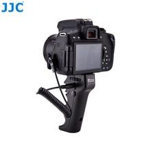 JJC Camera Shutter Triggering Remote Handle Grip Canon/Nikon/Sony/Olympus/Pentax /Panasonic/Sigma 1/4''-20 Mount