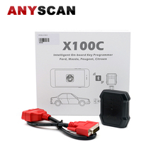 Original XTOOL X100C Auto Key Programmer for iOS Android better than F100 F102 F108 X100 C Pin Code Reader with Special Function(China)