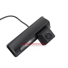CCD Rearview Camera for Toyota Camry / Mitsubishi Pajero Sport Reverse Camera Waterproof HD Night vision Parking line display