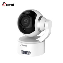KEEPER Full HD 1080P 2.0MP Home Network WIFI Wireless Video Surveillance Security CCTV Camera Bluetooth PTZ IP Camera(China)