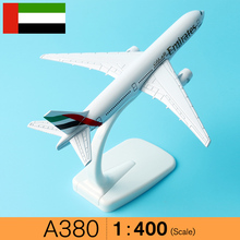 A380 A320 A330 B777Emirates Airways Airplane Airline A380 16cm Alloy Metal Aeroplane Models Plane Aircraft Models Stand Toy Gift