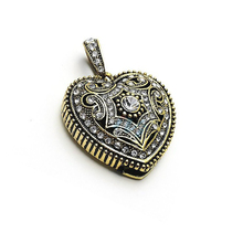 Garunk USB Flash Drive 4GB Metal Heart Necklace Pen Drive USB Stick 8GB 16GB 32GB Creative Crystal Pendrive Gift Free Shipping(China)