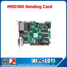 Full Color LED Video Display Sending Card MSD300 support 1280*1024pixel Synchronous LED Video Wall Controller Card(China)