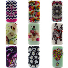 Phone Case For Samsung Galaxy S Duos S7562 Duos 2 S7582 Trend Plus S7580 Cover GT 7562 7582 7580 Soft Silicone Ultra thin Fundas