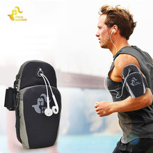 Buy Free Knight 7 inches Running Bag Jogging Gym Running Arm Band Bag Phone Pouch Holder Outdoor Sport Workout Fitness Wrist Bag for $3.07 in AliExpress store