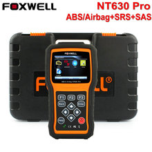 Car Diagnostic-Tool Foxwell NT630 Pro OBD2 Engine ABS SRS Airbag Air Bag SAS Crash Data Reset Code Reader OBD Automotive Scanner