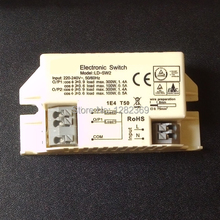 High Quality LD-SW2 2way /3way Electronic Switch Input 220V~240V AC Lighting Parts CE RoHS approval