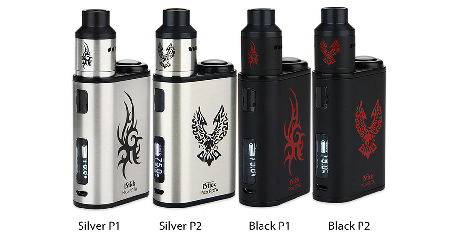 75W Eleaf iStick Pico RDTA TC Kit - 2300mAh
