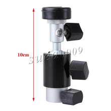 Supon Photo Studio Accessories Swivel Light Stand Flash Bracket D Camera Flash Hot Shoe Umbrella Holder(China)