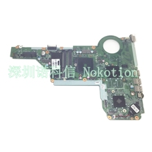 NOKOTION 720692-501 720692-001 Laptop Motherboard For HP Pavilion 15-E 17-E DA0R75MB6C0 Mainboard Socket fs1 DDR3 1GB Video Card(China)