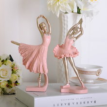Graduation Gift  Hot Sale Home Furnishing Living Room Bookcase Ornaments Crafts Ballet Girl Decoration Christmas Gifts