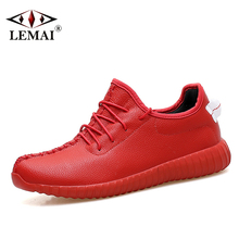Buy Sport Men Trail Red Running Shoes Winter Keep Warm Outdoor Trainers Runner Athletic Walk Soft Sneakers Boy Trainers fb1613M for $20.50 in AliExpress store