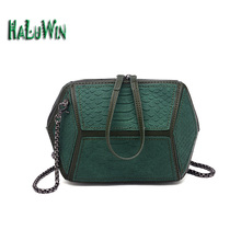 Haluwin fashion women lady bag top hanle bags party style hot sale quality puleather shoulder solid bags crossbody posh design