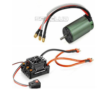 Hobbywing EzRun Max8 150A brushless ESC + Castle 1512/1515 motor for 1/8 rc car truck buggy racing car