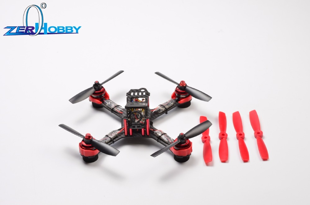 Falcon210 GX210 FPV Racing Drone RC Quadcopter ARF Without Battery Charger Camera VTX Remote Control