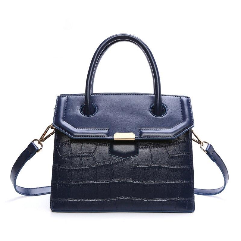 Womens Handbags Genuine Leather Handbags Women Crossbody Bags For Women Brand Luxury Designer Messenger Bags Ladies Handbags<br>