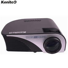 Mini LED Projector Home Projector Kenitoo Brand Portable Home Theater 120inches Size Support USB HDMI Projector Importer