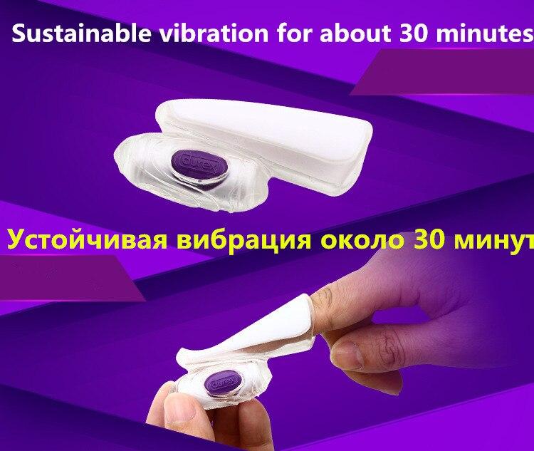 Durex G Spot Vibrator Finger Stimulate Clitoris Waterproof Oral Licking Clit Vibrator Intimate Adult Sex Toys Products Shop 8