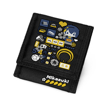 Kantai Collection Wallet Velcro Children Short Purse Touken Ranbu Online Wallets for Teenage Girls(China)