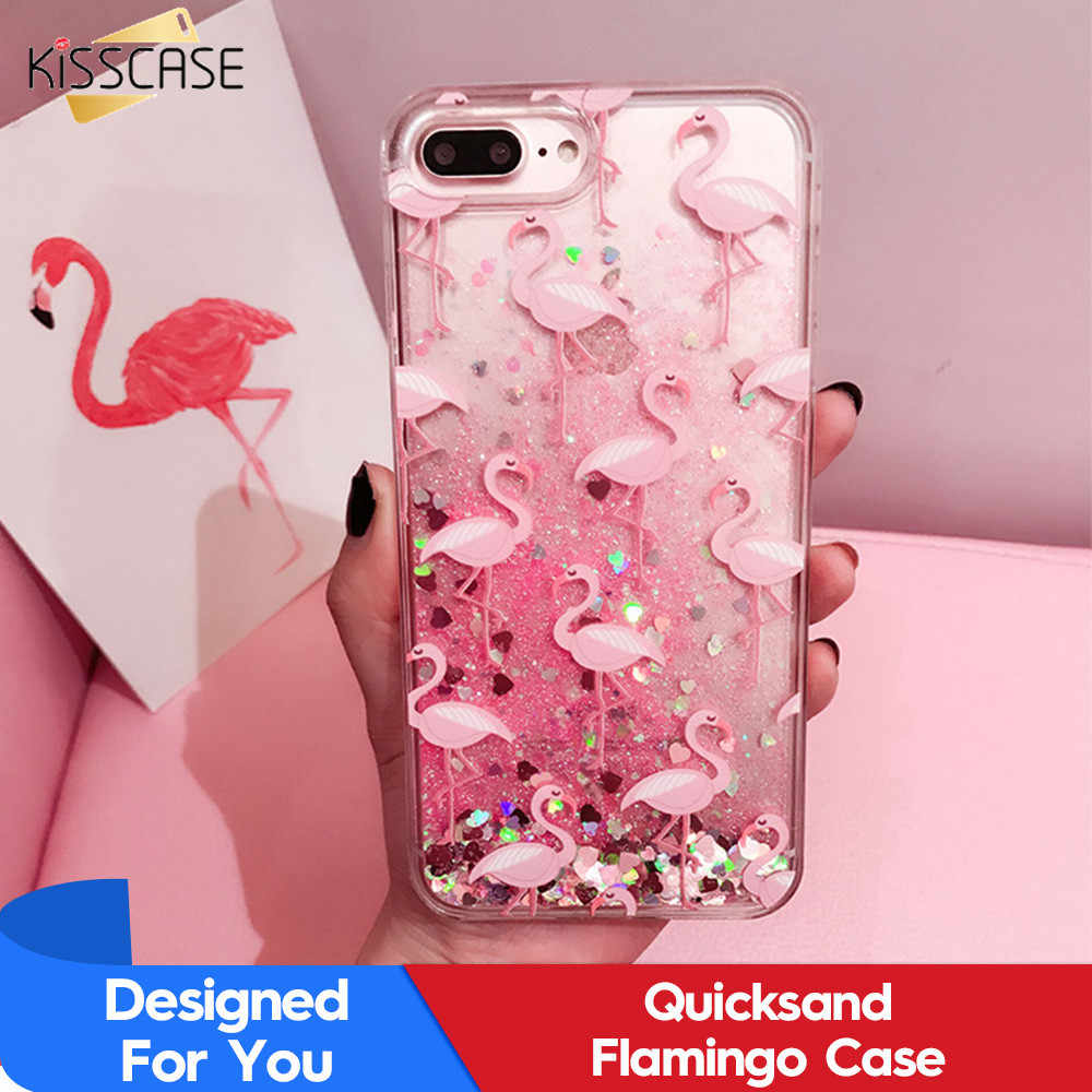 coque iphone 8 flaming en silicone