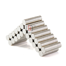Hot sale 100pcs Strong Round Dia. 8mm x 1.5mm N50 Rare Earth Neodymium Magnet Art Craft Fridge free shipping