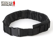 Airsoftsports Tactical Shotgun Pellet Belt For Paintball Holder Outdoor Hunting Ammo Carrier Waist Belt Shooting Sports Belt