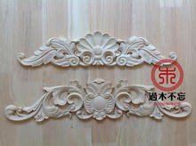 Don't forget the wooden Dongyang wood carving wood door flower bed flower window decal European Style Fireplace decals