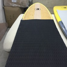 SUP Pad Grip Surfboard Traction EVA Deck Pad 3M Glue Surf Pads