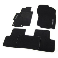 5pcs High Quality Odorless Auto Carpet Mats Perfect Fitted For Mitsubishi lancer-ex