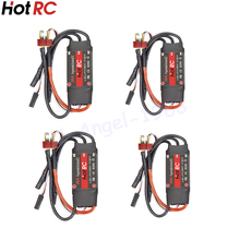 Promotion!! 4pcs/lot Hotrc 30A Brushless Motor ESC Speed Controller for Multicopter QuadcopterRC helicopter 30A esc