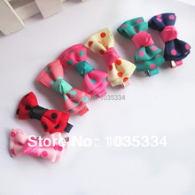 Boutique Baby Girl Hairbow Hairpins Fashion Bow Hair Clips Best Gift For Children Hair Headwear Girls' Hair Accessories(China)