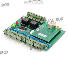 TCP/IP Network Access Control Board Panel Controller For 2 Door 4 Reader(China)