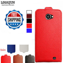 LIHAIJUN Hight Quality 5 Colors PU Leather Flip Case For Keneksi Fire Case Cover A Track Number