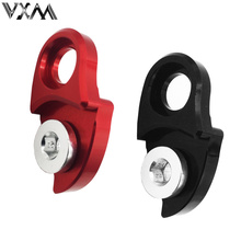Buy VXM Bicycle Derailleur MTB Road Bike Rear Hanger Derailleur Extension Aluminum alloy Frame Gear Tail Hook Extender Bicycle Parts for $6.00 in AliExpress store