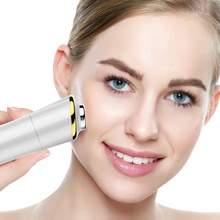 Facial Skin Care Tools Women Anion Electric Facial Massager Cleaner Wrinkle Remove Whitening Instrument For Women Lady FM88(China)