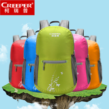 Buy Creeper Camping Backpack Foldable Outdoor Sports Cycling Bicycle Polyester Waterproof Hiking Bag Mountaineering Climbing Travel for $24.90 in AliExpress store