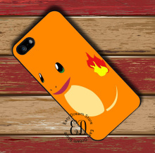 pokemons charmender fire case for iphone 4s 5 5s SE 5c 6 6s 7 Plus iPod 5 6 Samsung s3 s4 s5 mini s6 s7 s8 edge plus Note 3 4 5