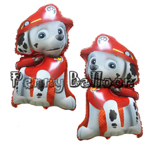 Jumbo Size 2pcs Marshall Foil Balloons Dogs Patrol Theme Party Decorations Kids Classic Toys Animal Helium Balloon