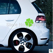 1PCS Lucky clover car stickers super cool car syling exterior accessories car motorcycle car decoration+