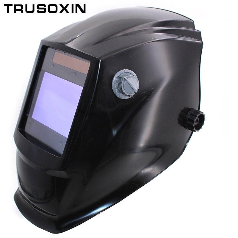 Big View Eara 4 Arc Sensor DIN5-DIN13 Solar Auto Darkening TIG MIG MMA Grinding Welding Mask/Helmet/Welder Cap/Lens/Face mask<br>