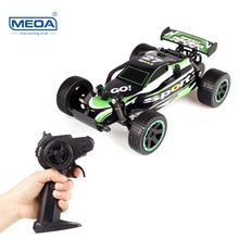 Newest Boys RC Car Electric Toys Remote Control Car 2.4G Shaft Drive Truck High Speed Control Remoto Drift Car include battery(China)