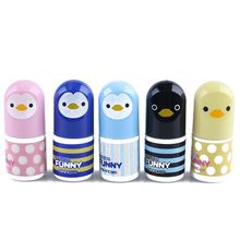 1 PC Lovely Fashion Creative Cartoon Chicks Plastic Correction Fluid Liquid Correcting Tool Office School Student Stationery(China)