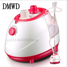 DMWD household 1800W Powerful Garment Steamers Steam Vertical Iron Clothes with Garment Hanger