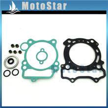 Engine Head Gasket For Yamaha WR250F 2001-2009 2011-2013 YZ250F 2001-2013 Pit Dirt Bike Motorcycle Motocross(China)
