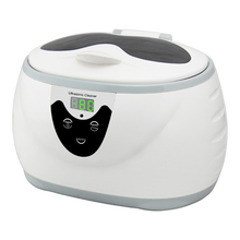 Digital Ultrasonic Cleaner Wash Bath Tank Baskets Jewelry Watches Dental 0.6L 35W 40kHz Ultrasound Mini UltraSonic Cleaner Bath