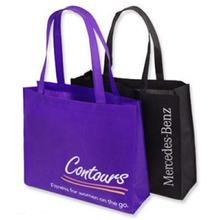 custom recycle shopping plane bag with logo printing