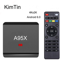 KimTin Mini R1 RK3229 Quad Core Android 6.0 Media Player 1G/8G WiFi HDMI2.0 4K 3D H.265 KODI Smart TV Box W/ Google Play Store