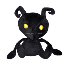 "Free Shipping EMS 20/Lot Kingdom Hearts Plush Doll Stuffed Toy Shadow Heartless Ant 10""(China)"