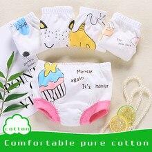 COTTON Kids Underwear Panties Girls Baby Pants Cute Girls Underwear Mixed  Color Cueca Infantil Pink c62d1c4f8