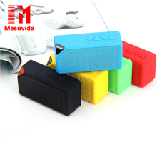 Mesuvida X3 Portable Bluetooth Speaker Bluetooth V2.1 Mini Wireless Music Sound Box Loudspeakers TF USB with FM Radio USB Input